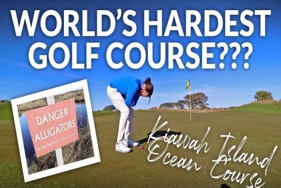 Sân golf Ocean Course và những điều ít ai biết về sân golf khó nhằn nhất nước Mỹ