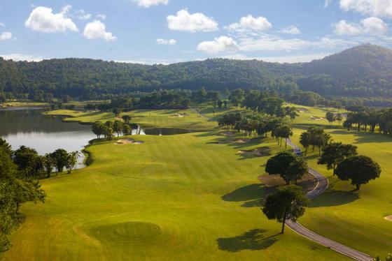 Chí Linh Star Golf Hải Dương - Một trong những sân golf thách thức nhất Việt Nam