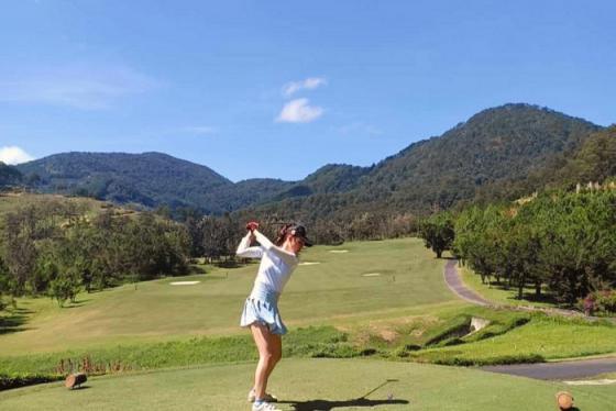 Sân golf Đà Lạt Palace - Viên ngọc sáng giữa 'thành phố ngàn hoa'