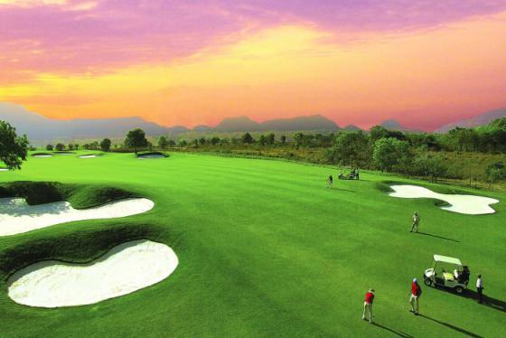 8 sân golf đẹp nhất Ấn Độ hút hồn golfer