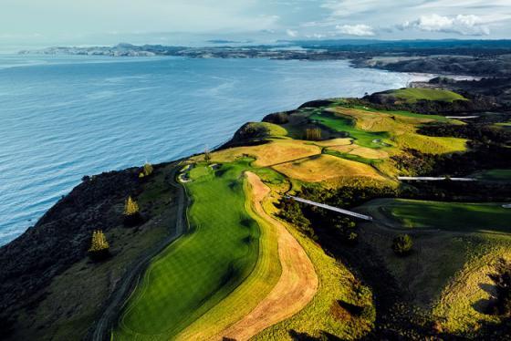 Sân golf Kauri Cliffs: Thiên đường cho các golfer ở New Zealand