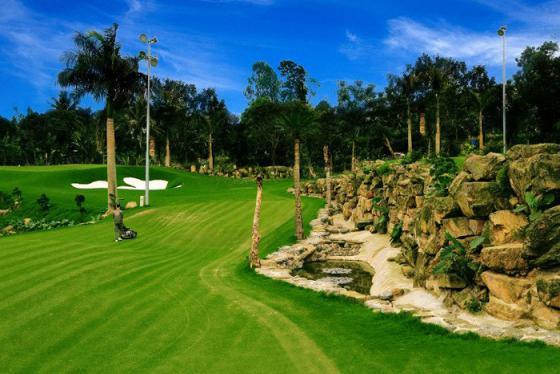 Khuyến mãi sốc 2 vòng golf + 1 đêm Mường Thanh Diễn Lâm 5* chỉ 2,3 triệu