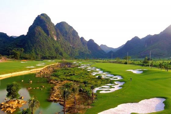 Sân golf Stone Valley Hà Nam - Kỳ quan nằm giữa kỳ quan