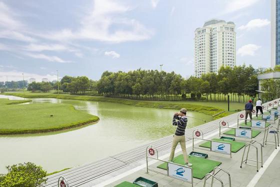 Top 5 sân tập golf hàng đầu Hà Nội, phù hợp với mọi golfer