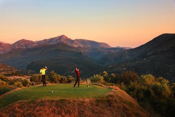 Ghé thăm sân golf The Crete – Điểm đến mới mẻ tại Hy Lạp
