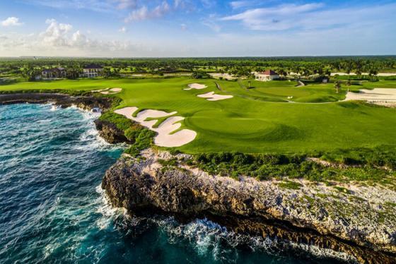 Ghé thăm sân golf Corales Golf Club tuyệt đẹp tại Caribbean