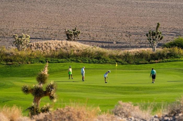 Paiute Golf Resort được ưa thích nhất