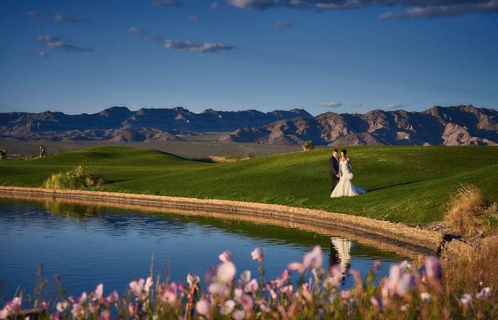 Paiute Golf Resort khung cảnh