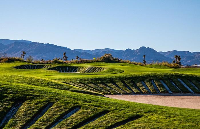 Paiute Golf Resort sân Sun Mountain
