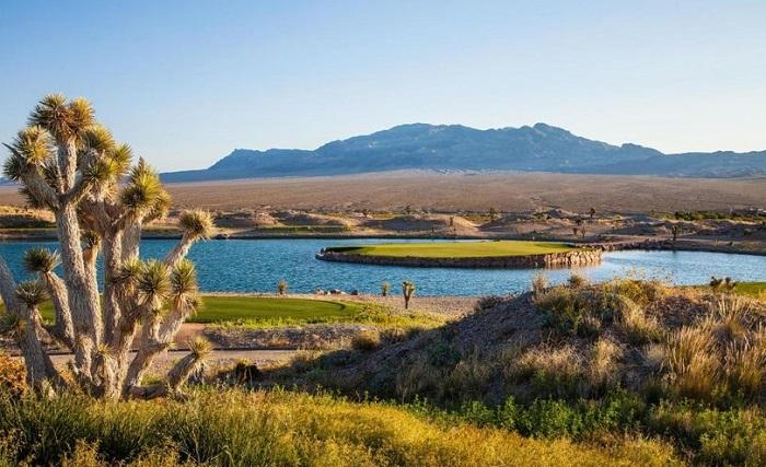 Paiute Golf Resort san Wolf 1