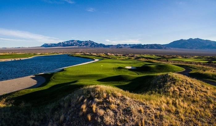 Paiute Golf Resort sân Wolf
