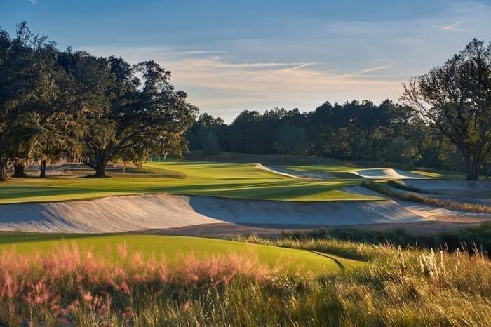 Congaree Golf Club ở Mỹ: 'Sân golf tỷ phú' mang theo sứ mệnh lớn