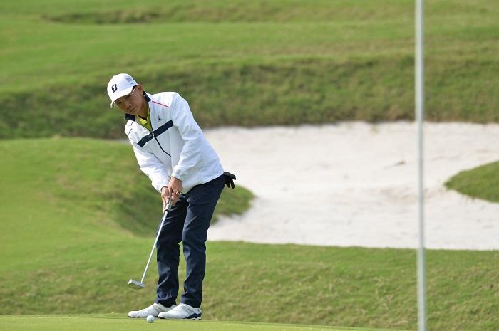 chơi golf tại sân golf Yên Dũng Bắc Giang