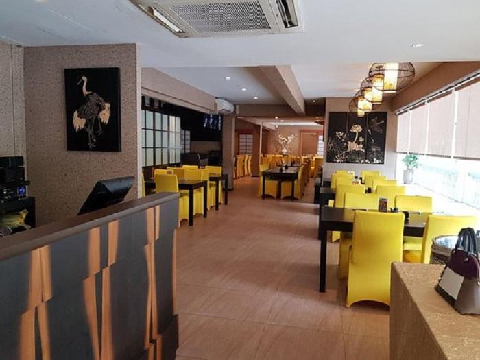 nhà hàng Sân golf Keppel Golf Club Singapore