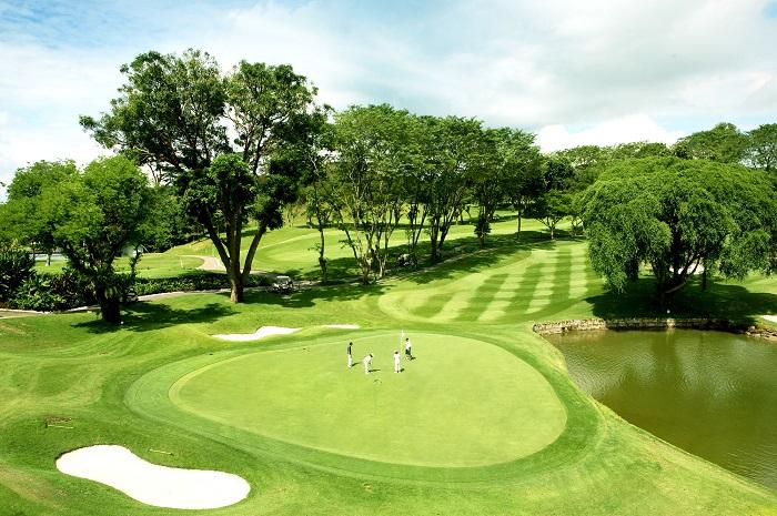 Sân golf Keppel Golf Club Singapore