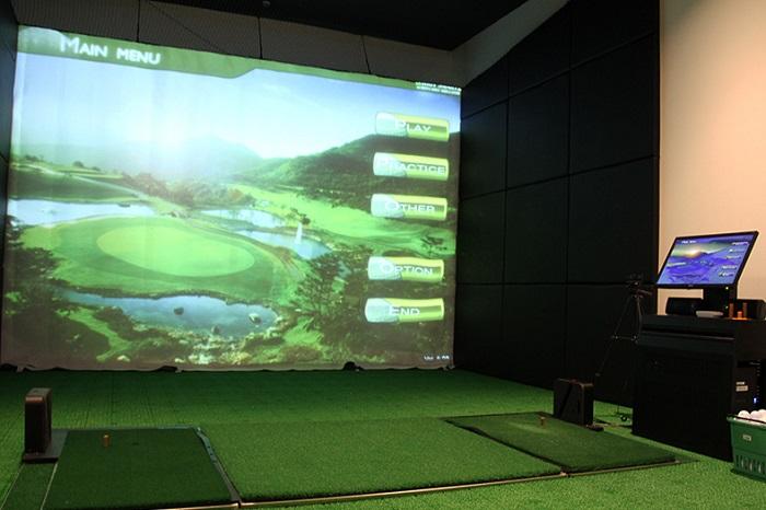 Golfzon và MS là hai ông lớn trong lĩnh vực mô hình golf 3D