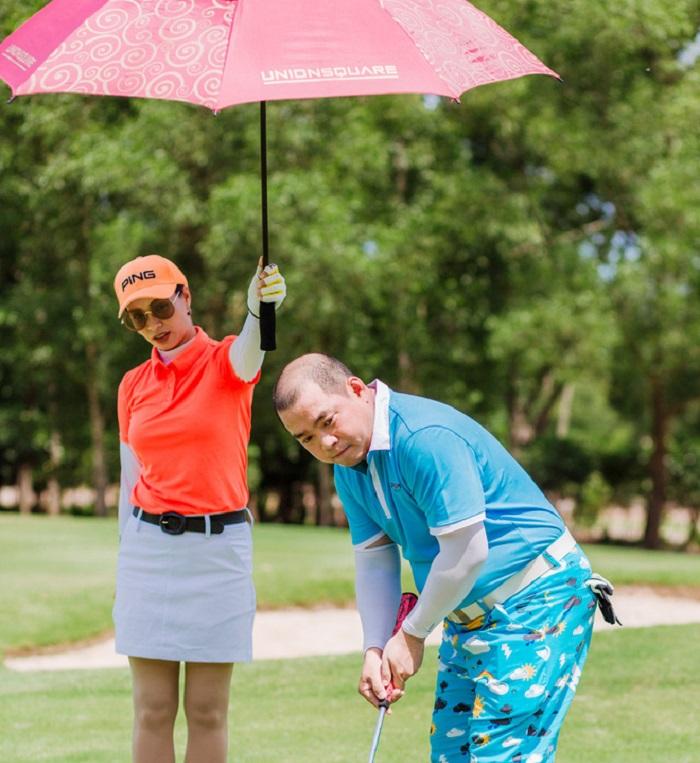 ô chơi golf
