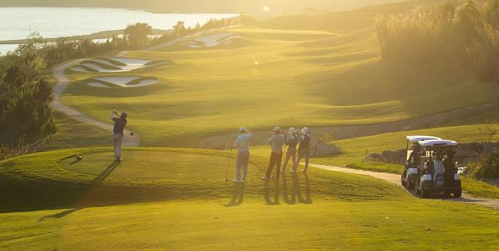 Khám phá sân golf Đà Lạt 1200