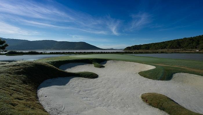 vẻ đẹp của sân golf Đà Lạt 1200