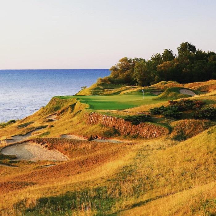 Sân golf dài nhất thế giới Nullarbor Links