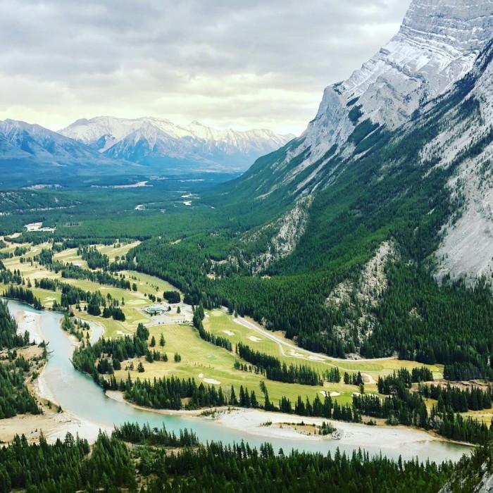 Những sân golf tốt nhất Canada - Vùng đất 'Miền Bắc Trắng Vĩ Đại'