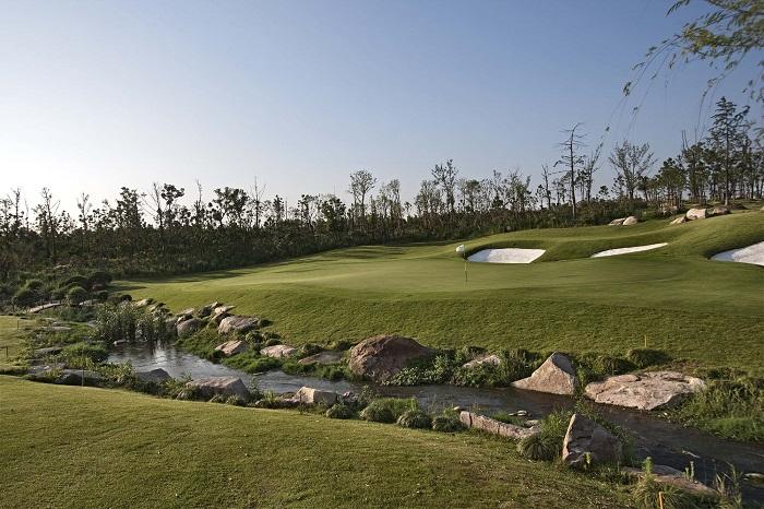 Sân golf Sheshan International Golf Club Thượng Hải