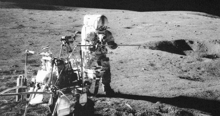 Một sự thật thú vị về golf là môn thể thao này từng được chơi tại Mặt trăng