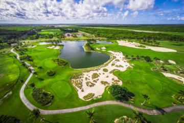 Sân golf Corales Golf Course ở Caribbean - Điểm hẹn của những giải đấu quốc tế lớn