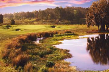 ChampionsGate Golf Club: Tuyệt tác của Cá Mập Trắng ở Orlando