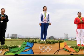 Hấp dẫn nội dung tranh huy chương golf nữ ở Olympic Tokyo