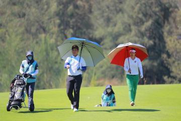 Sự khác nhau giữa ô chơi golf và ô thường, làm sao để lựa chọn được một chiếc ô golf chất lượng