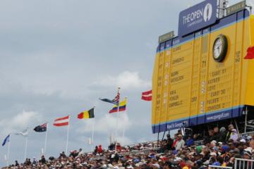 Hàng rào phòng dịch Covid-19 giám sát chặt chẽ tại The Open Championship