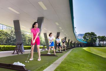 Trải nghiệm những dịch vụ, tiện ích đẳng cấp tại sân golf Ecopark Hưng Yên