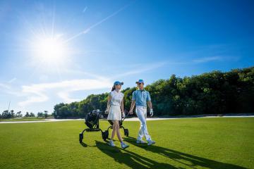 Trải nghiệm dịch vụ đẳng cấp hàng đầu tại sân golf Vinpearl Nha Trang