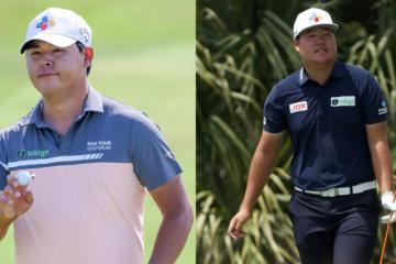 2 Sao golf Hàn Quốc vô địch PGA Tour xứ Hàn cùng không dự The Open Championship
