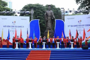 Tạm hoãn Sea Games 31 do Việt Nam đăng cai tổ chức đến năm 2022