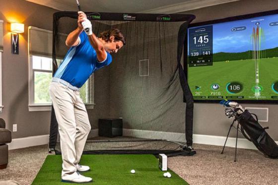 Kinh nghiệm tập golf tại nhà dành cho mọi golfer