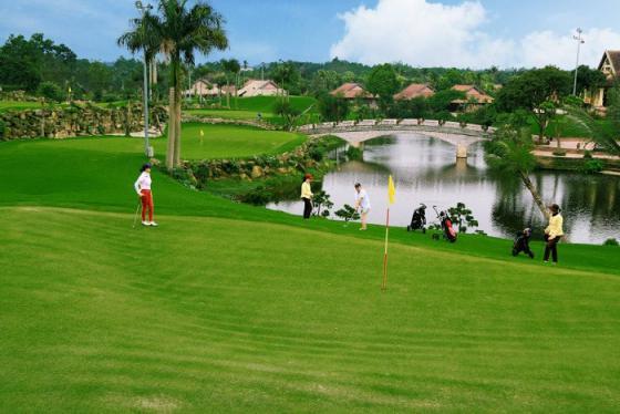 Khám phá sân golf Asean Resort Hà Nội – Sân 9 lỗ 3 par đầu tiên tại khu vực phía Bắc
