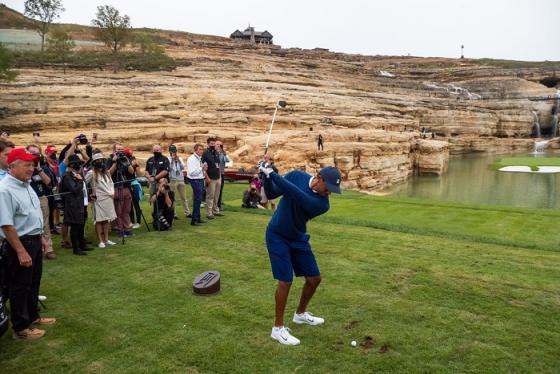 Chiêm ngưỡng Payne's Valley, sân golf công cộng của Tiger Woods