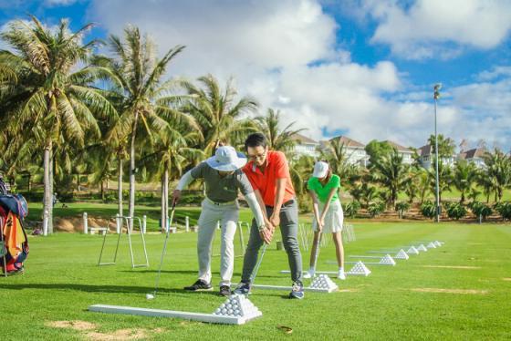 Đến với Sea Links Golf & Country Club để được chinh phục sân golf 18 lỗ thử thách nhất Châu Á