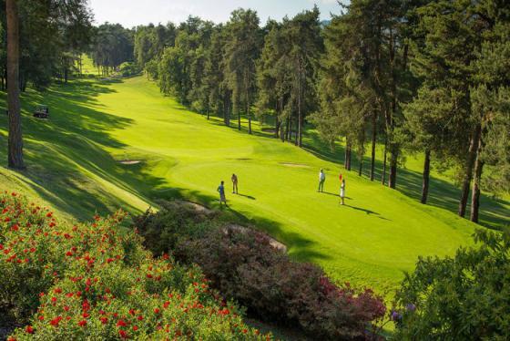 Những sân golf tốt nhất Italia - Vật đổi sao dời