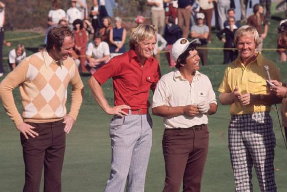 Nhìn lại lịch sử hàng trăm năm hình thành và phát triển của thời trang golf qua các thời kỳ