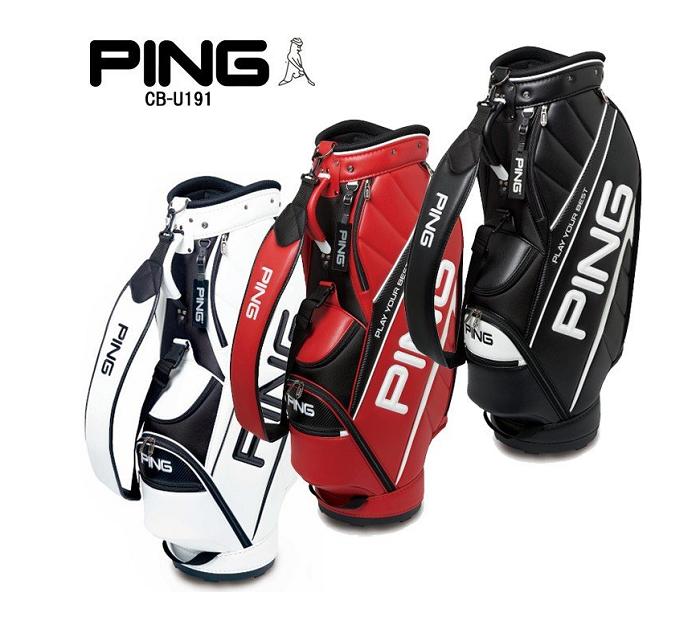 Túi golf Ping CB-U191 - mẫu túi đựng gậy golf tốt nhất