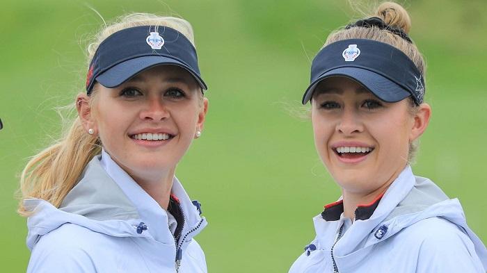 Jessica Korda và Nelly Korda