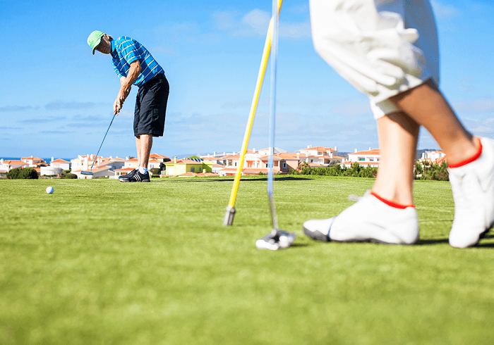 Praia D'El Rey Golf Course