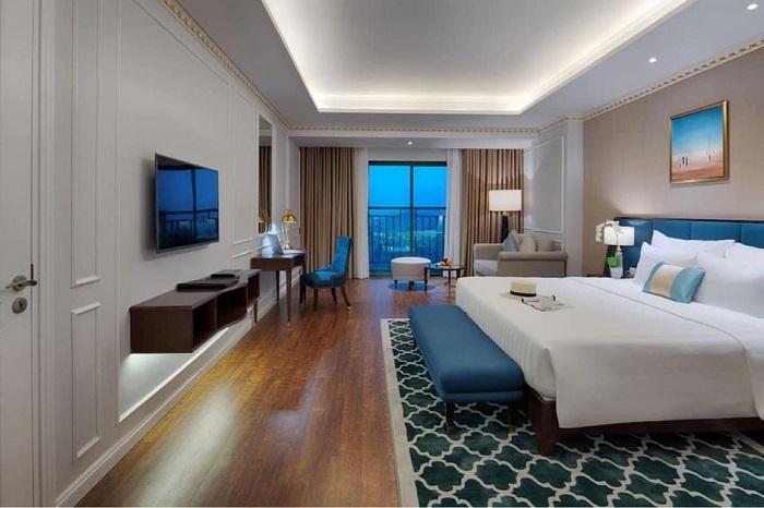 Sân golf FLC Quảng Bình - phòng khách sạn
