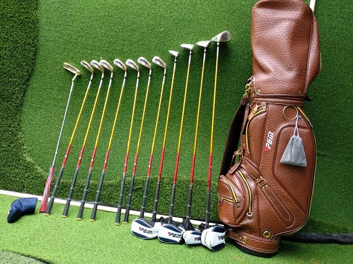 kinh nghiệm chơi golf - lựa chọn gậy golf chất lượng