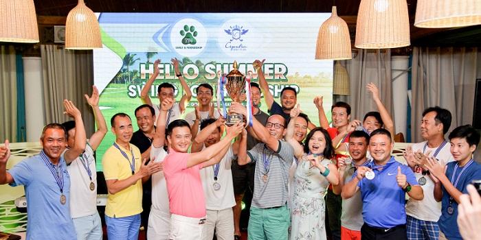 câu lạc bộ golf Ciputra Hà Nội