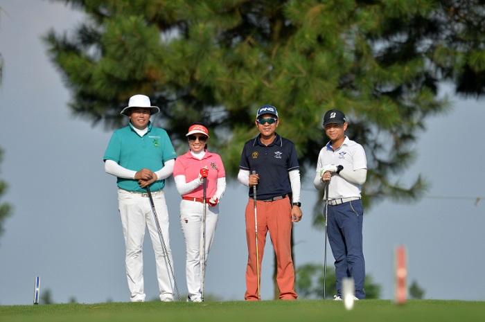 câu lạc bộ golf T74  Giao hữu với câu lạc bộ golf Ciputra