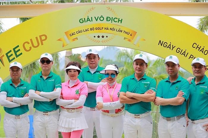 câu lạc bộ golf T74 Tham dự giải vô địch các câu lạc bộ golf Hà Nội lần thứ IV
